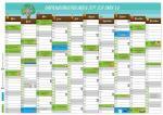 Kalender Jahresüberblick 2019 ist da